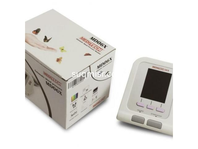 MDO6X  جهاز قياس ضغط الدم الرقمي (الديجيتال) - 3