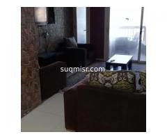 شقة فاخرة مفروشة للايجار - سيدى بشر - برج الشاطىء-الدور ٢-اول نمرة من البحر - صورة 3