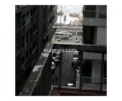 شقة فاخرة مفروشة للايجار - ميامى- الدور ٥-رابع نمرة من الكورنيش
