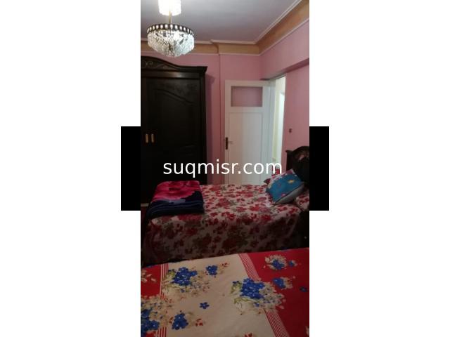 شقة للايجار مفروش - برج طابا١-سيدى بشر - الدور ٦-للأسر فقط - 3