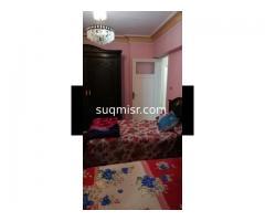 شقة للايجار مفروش - برج طابا١-سيدى بشر - الدور ٦-للأسر فقط - صورة 3