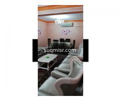 شقة مفروشة للايجار - سيدى بشر - برج طابا٢-الدور ٦-للأسر فقط - صورة 2