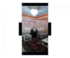 شقة مفروشة للايجار - سيدى بشر - برج طابا٢-الدور ٦-للأسر فقط - صورة 4