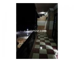 شقة مفروشة للايجار - ميامى-اعلى كافيتريا العمدة - الدور ٨-تانى نمرة من البحر