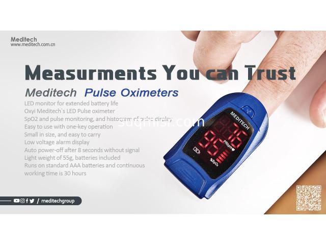 oxyi جهاز قياس الاكسجين في الدم - 1