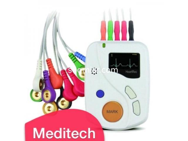 HeartRecEco جهاز رسم القلب - 1