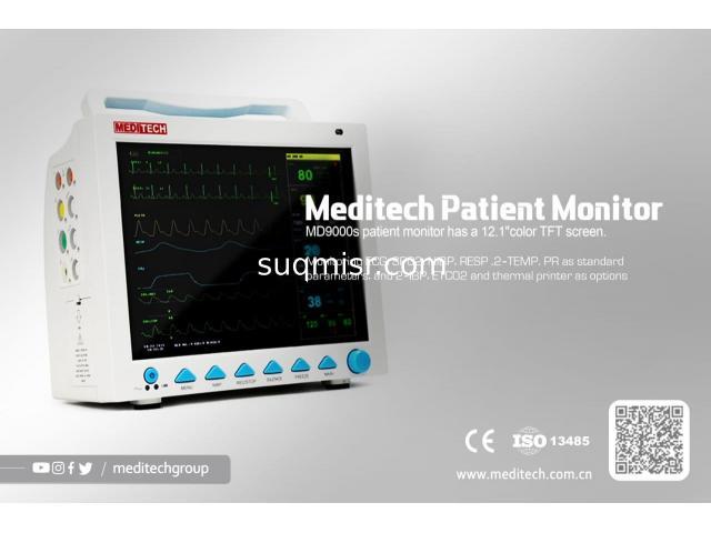 MD908s شاشة مراقبة المريض - 1