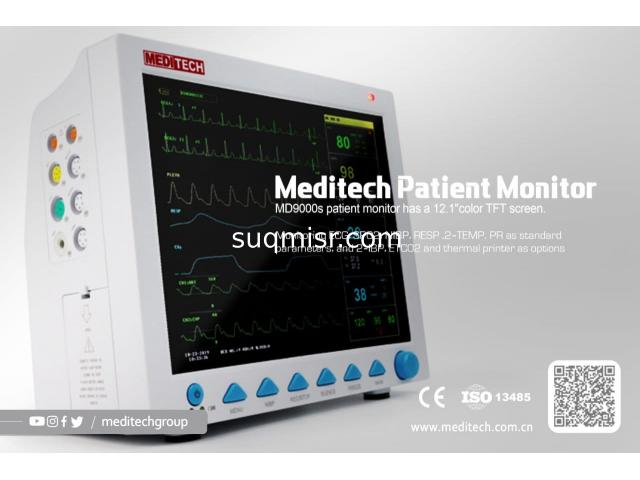 MD908s شاشة مراقبة المريض - 2