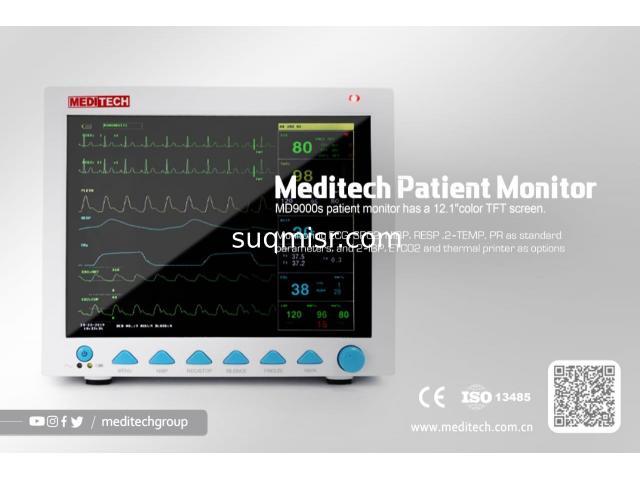 MD908s شاشة مراقبة المريض - 3