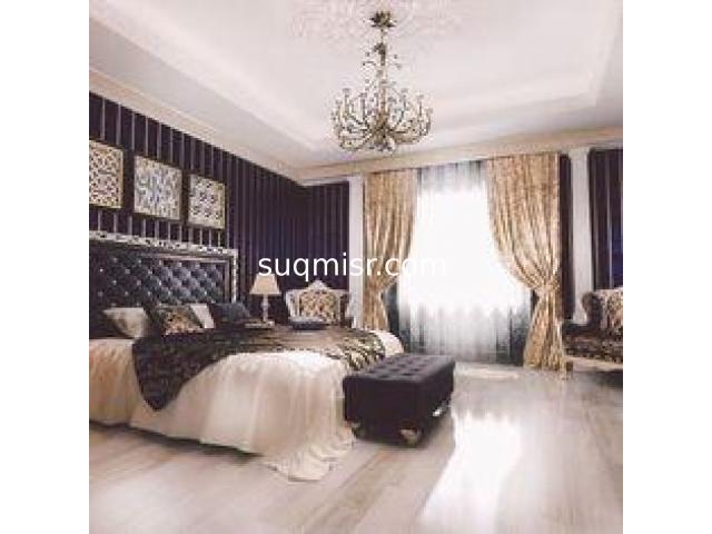 شقق مفروشة للايجار بأفضل المستويات والاسعار بالقاهرة + الصور 00201227389733 - 4