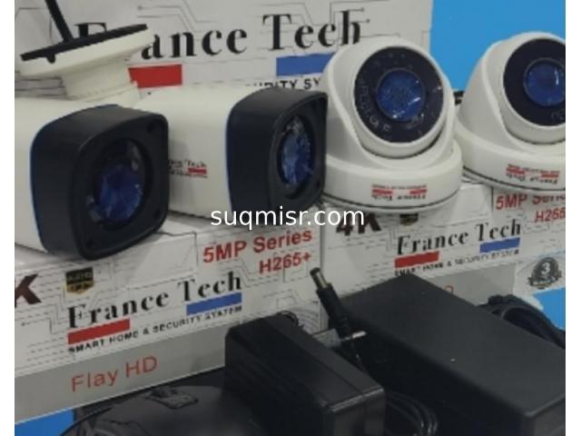 كاميرات فرانس تيك - 1