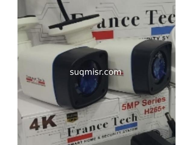 كاميرات فرانس تيك - 2