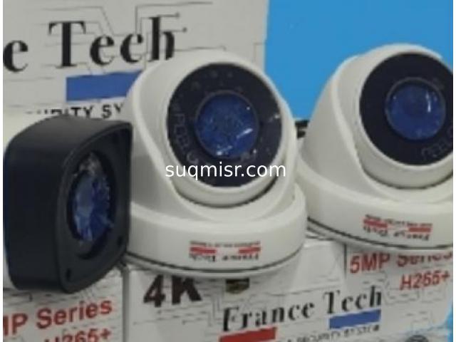 كاميرات فرانس تيك - 3