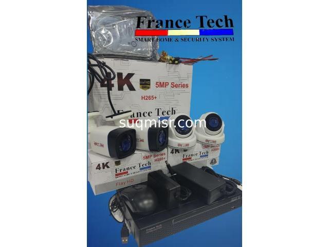 كاميرات فرانس تك 2 ميجا - 2