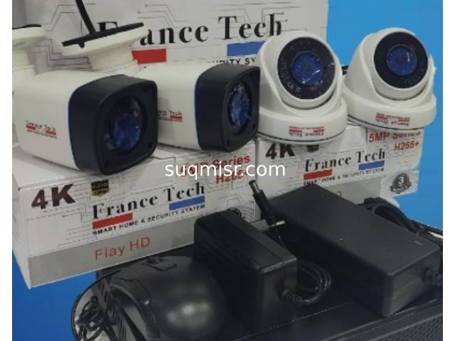 كاميرات فرانس تك 2 ميجا - 3