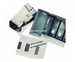 شركة  GS بتقدم كل جديد من برتشينات وقواطيع الحمامات الكومباكت  HPL - صورة 1